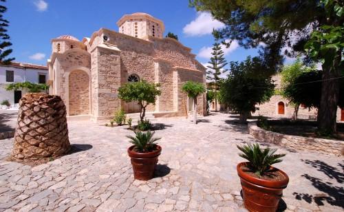 Монастырь Агарафу