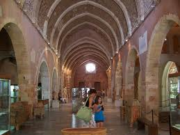 Chania Archaeological Museum - Rent a Car at Crete