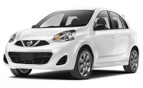 Nissan Micra (automatic)