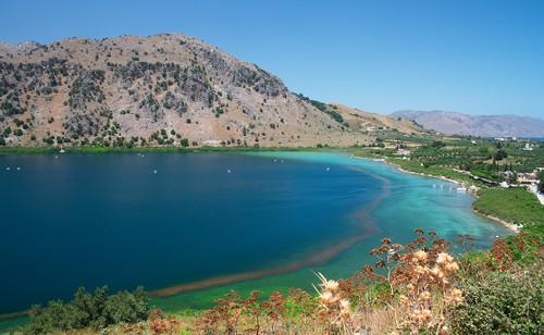 Λίμνη Κουρνά