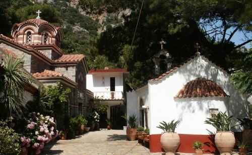 Monastery of St. George Selinaris