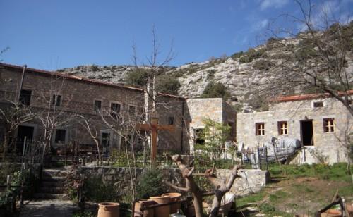 Vidiani Monastery